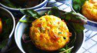 Hartige muffins recept