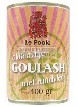 Le Poole Goulash met Rundvlees