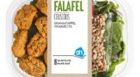 ah maaltijd salade falafel