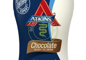 Atkins Shake Ready To Drink Chocolade 330ml