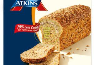 Atkins Broodmix Meergranen 400gr
