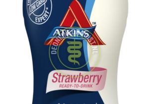 Atkins Shake Ready To Drink Strawberry
