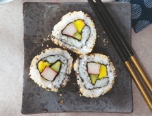 California sushi recept