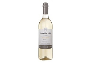 Jacob's Creek Pinot Grigio wijn