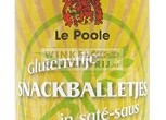le poole snackballetjes in tomatensaus