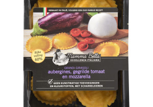 Mamma Bella Girasoli aubergines-gegrilde tomaat