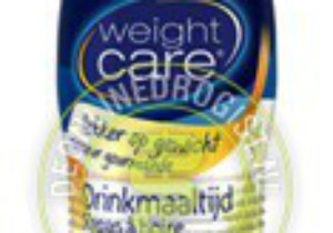 weight care drink yoghurt appel